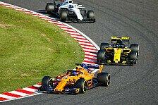 Formel 1, Spritspar-Ärger: Bessere Show durch 3 Runden weniger?