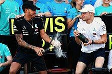 Formel 1, Bottas in Mercedes-Zwickmühle: Könnte Lewis fordern
