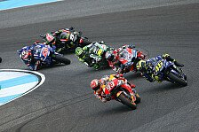 MotoGP-Analyse: Darum ging es im Finish in Thailand ab