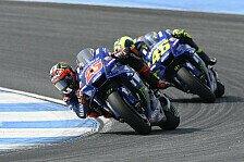 Yamaha-Krise vorbei? Das sagen Valentino Rossi und Vinales