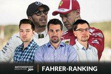 Formel 1 Japan: Vernichtendes Vettel-Urteil im Fahrerranking