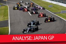 Formel 1 - Video: Formel 1 2018: Japan Grand Prix Analyse