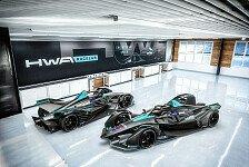 Formel E 2018/2019: Mercedes-Tuner HWA zeigt seine Autos