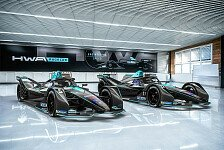Formel E: HWA mit Gary Paffett - und Stoffel Vandoorne?