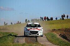 DRM-Herzschlagfinale bei ADAC 3-Städte Rallye