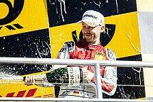DTM Live-Ticker: Gerhard Berger gratuliert Mick Schumacher