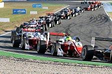 Formula European Masters abgesagt: Zu wenig Fahrer