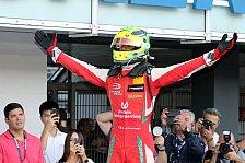 Mick Schumacher: Als Europameister zum Weltfinale nach Macau