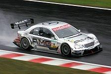 DTM - Bilder: DTM-Tests in Spa-Francorchamps