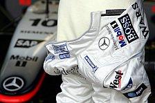 Formel 1 - Die F1 Backstage: Gut verpackt, ist halb gewonnen