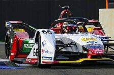 Formel-E-Testfahrten Valencia: Unfälle beim Test-Rennen