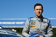 Dominik Baumann beendet IMSA-Rookie-Saison auf P5 in GTD-Klasse