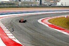 Formel 1 USA 2018: FIA installiert 'Verstappen-Kerbs' in Austin