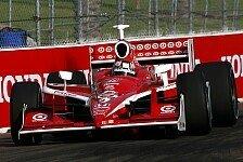 IndyCar - Rennen in Watkins Glen