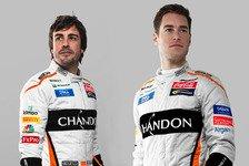Formel 1 2018: McLaren spannt mit Coca-Cola zusammen