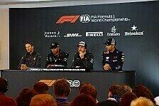 Formel 1 USA 2018: Ticker-Nachlese vom Donnerstag