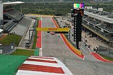Formel 1 2018: USA GP - Donnerstag
