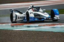 Formel-E-Testfahrten Valencia: BMW fährt schon wieder Bestzeit