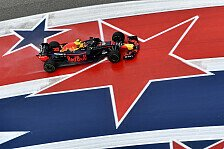 Formel 1: Pirelli nominiert Reifen für Mexiko und USA