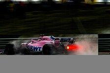 Formel 1, Force India dreht auf: Keine Angst vor Umbruch