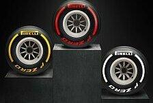 Formel 1 2019: Pirelli nennt Reifenmischungen für erste Rennen