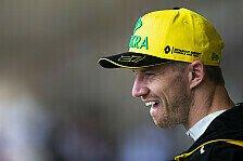 Formel 1 Mexiko, Hülkenberg & Sainz sicher: Renault wieder da!