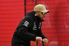 Formel-1-Kalender mit 25 Rennen? Hamilton: Dann bin ich weg!