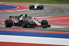 Formel 1 USA 2018: Ocon und Magnussen in Austin disqualifiziert