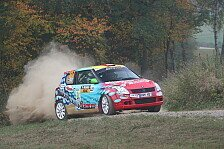 Markus Drüge gewinnt das ADAC Rallye Masters 2018