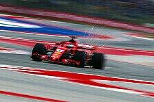 Formel 1 USA 2018, Vettel erklärt Ferrari-Auferstehung