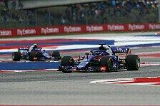 Hondas Motoren-Baustelle: In Austin 2. Wechsel in 3 Rennen