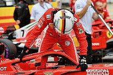 Formel 1, Trotz Ferrari-Comeback: Vettel schlägt Alarm