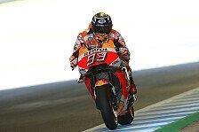 MotoGP-Champ Marc Marquez: Druck lässt mich besser arbeiten