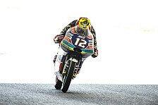 Moto3 Motegi 2018: Bezzecchi siegt im Fotofinish, Martin stürzt