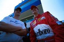 DTM - Schumacher-Brüder geben DTM-Gastspiel auf dem Nürburgring!