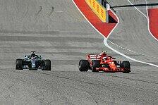 Formel 1: Pirelli erklärt nach Austin Hamiltons Reifenprobleme