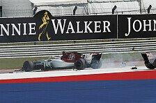 Formel 1, Grosjean rammt Leclerc: Jetzt schon Strafe für Mexiko