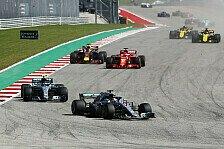 Formel 1 nach USA-Kracher: Weniger Daten = mehr Action?