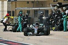 Formel 1 USA 2018: Hamilton stänkert gegen Mercedes-Strategie