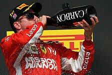 Kimi Räikkönen über Austin-Party: Erholung dauert mit 39 länger