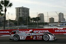 USCC - Audi-Qualifying in St. Petersburg