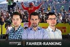 Formel-1-Fahrerranking USA 2018: Kimi Räikkönen unantastbar