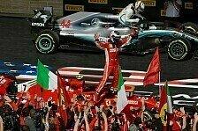 Formel 1 USA: Kimi Räikkönen bricht mit Sieg Schumacher-Rekord