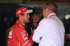 Formel 1, Brawn will nach Vettel-Ärger mehr Strafen-Transparenz