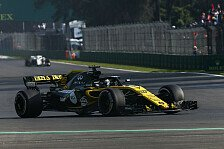 Formel 1: Hülkenberg, Renault kontrollieren Mittelfeld-WM