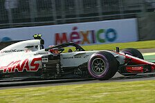 Formel 1, Haas in Mexiko planlos: Die Reifen wollen nicht