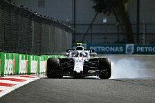 Formel 1: Williams rasselt ins Bodenlose - das muss sich ändern