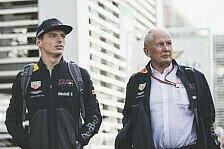 Formel 1, Dr. Marko im Interview: Verstappen 2019 Titelanwärter
