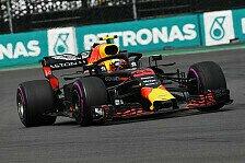 Formel 1, Mexiko: Verstappen gewinnt, Hamilton Weltmeister