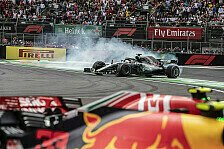 Formel 1 Live-Ticker Mexiko 2018: Hamilton ist Weltmeister!